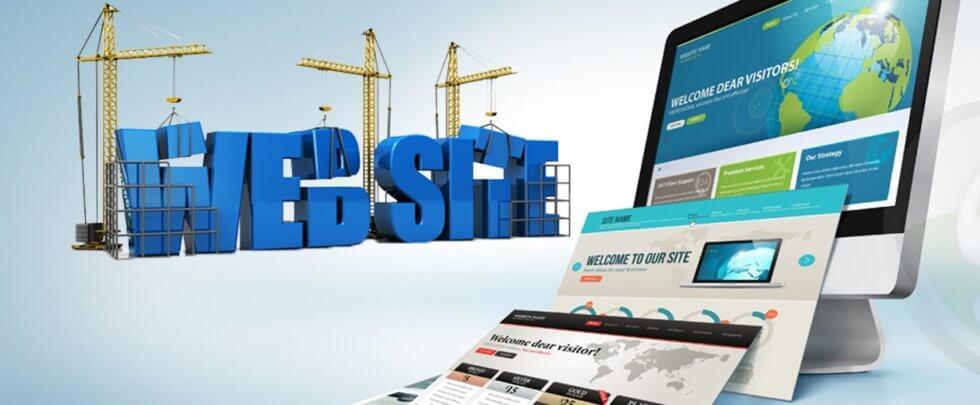 تصميم المواقع الإلكترونية
