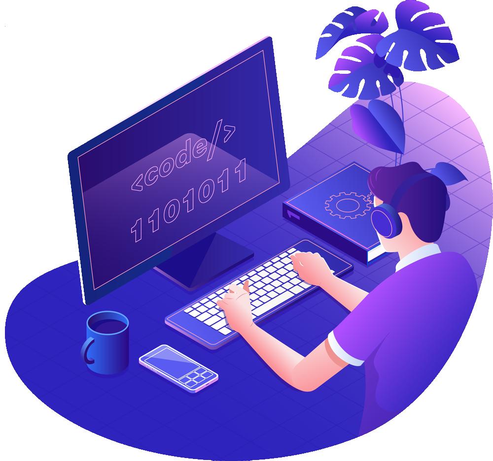 تصميم مواقع الخدمات