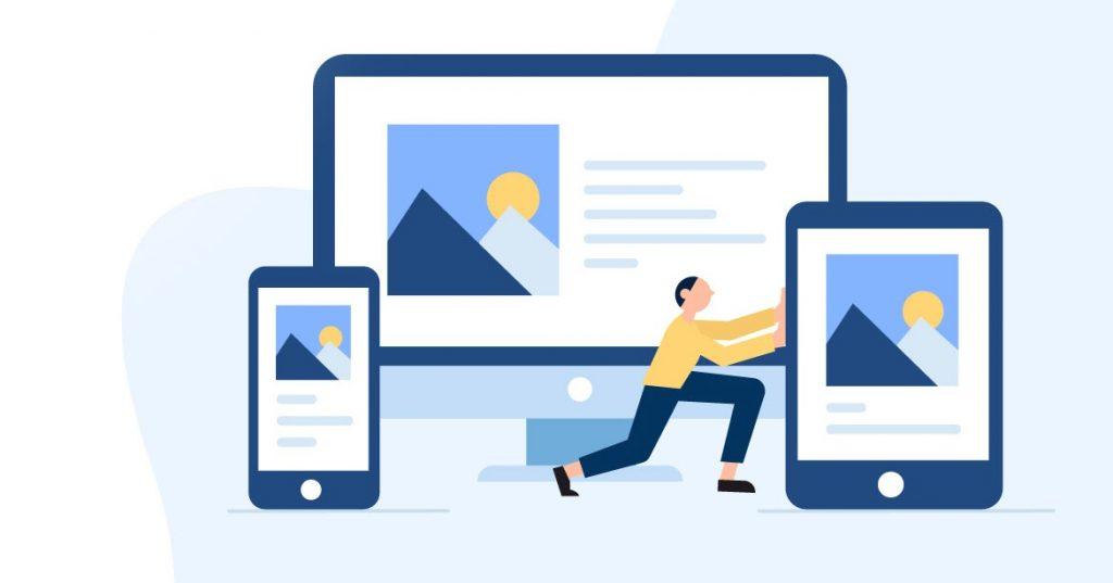 تصميم مواقع ترفيهية بتقنيات عالية