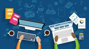 تصميم مواقع تعليمية وجرافيك