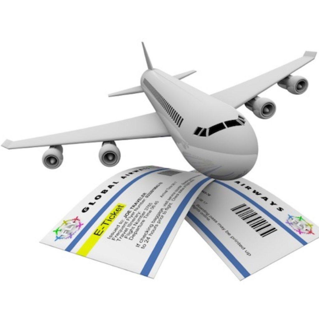 تصميم موقع حجز تذاكر طيران