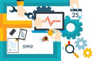 كيفية تصميم المواقع الالكترونية