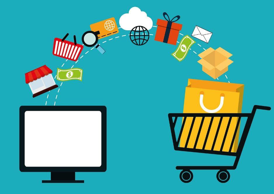 موقع سوق إلكتروني